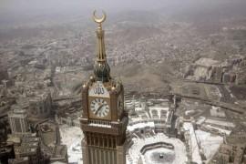 على ارتفاع 161 متر.. السعودية تبني أعلى مُصلّى مُعلّق في العالم