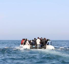 مقتل أكثر من 60 مهاجرا غرقا قبالة سواحل موريتانيا