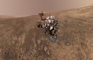 """ضوء متوهج غامض على المريخ التقطه مسبار """"كوريوسيتي"""""""