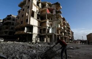 إعادة إعمار سوريا: الكعكة التي تغري الصين أيضًا