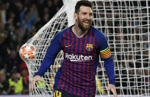 ميسي يعد جماهير برشلونة بلقب دوري الأبطال مجدداً