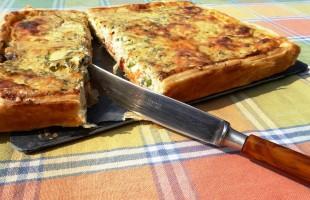 سوفليه باللحم والخضار: أشهى الأطباق مع الموزاريلا واللبن والثوم!