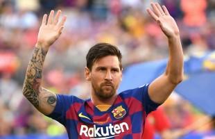فالفيردي: ميسي مهدد بالغياب عن افتتاحية الدوري الإسباني