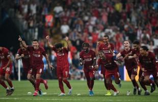 ركلات الترجيح تمنح ليفربول كأس السوبر الأوروبي