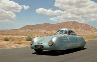 """طرح أقدم سيارة """"بورش"""" في مزاد علني.. والشركة المُصنِعة تتمنى ألا يتم بيعها"""