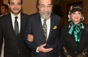تعرف على آخر تطورات الوضع الصحي للنجم محمود ياسين