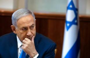 نتنياهو يلمح إلى ضلوع إسرائيل في ضرب مقرات الحشد الشعبي بالعراق