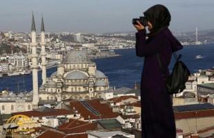"""""""اختطاف"""" سائحة سعودية في اسطنبول"""