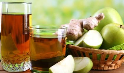 عصير التفاح بالزنجبيل.. الفائدة العظيمة لجسم الإنسان