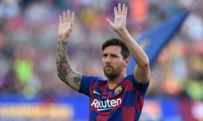 رسمياً: ميسي يغيب عن مباراة برشلونة وريال بيتيس