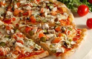 طريقة عمل البيتزا بالدّجاج