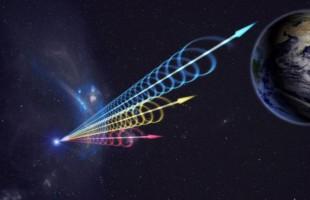 علماء يرصدون نبضات فضائية ترجع بالزمن للوراء