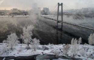 مقتل وإصابة العشرات جراء انهيار سد قرب مدينة كراسنويارسك الروسية بسيبيريا