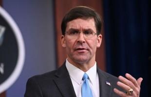 وزير الدفاع الأمريكي: توقع انتقال كل القوات الأمريكية المنسحبة من سوريا إلى العراق
