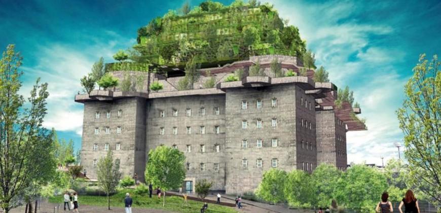مستودع عسكري نازي يتحول لفندق فخم في هامبورغ.. استخدم لحماية 18 ألف شخص
