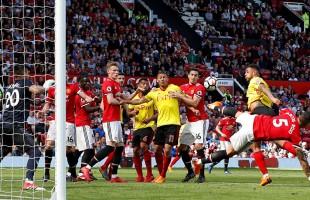 بالفيديو... أهداف مباراة مانشستر يونايتد ونورويتش سيتي 3-1 في الدوري الإنجليزي