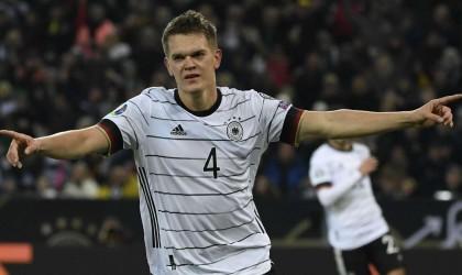 ألمانيا تسحق بيلاروسيا وتبلغ يورو 2020