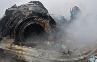 ارتفاع عدد قتلى تحطم طائرة شمال الكونغو إلى 24 قتيلا