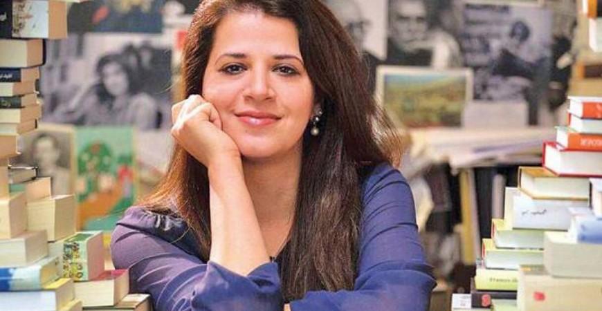الكاتبة الكويتية بثنة العيسى (الدار العربية للعلوم)